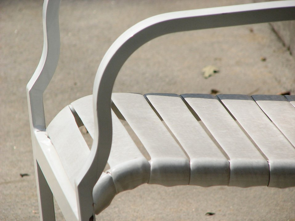 Outdoor chair : Free Stock Photo