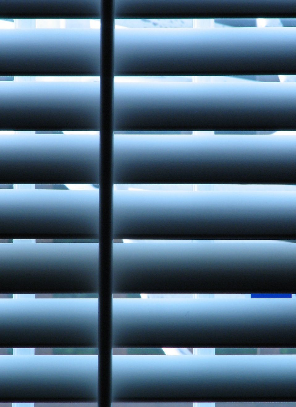 Backlit window blinds : Free Stock Photo