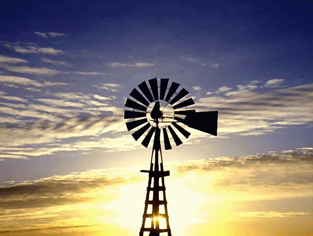 Windmill : Free Stock Photo