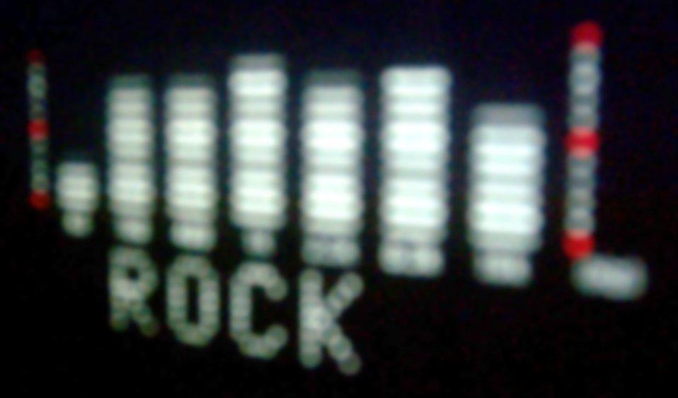 Radio display : Free Stock Photo