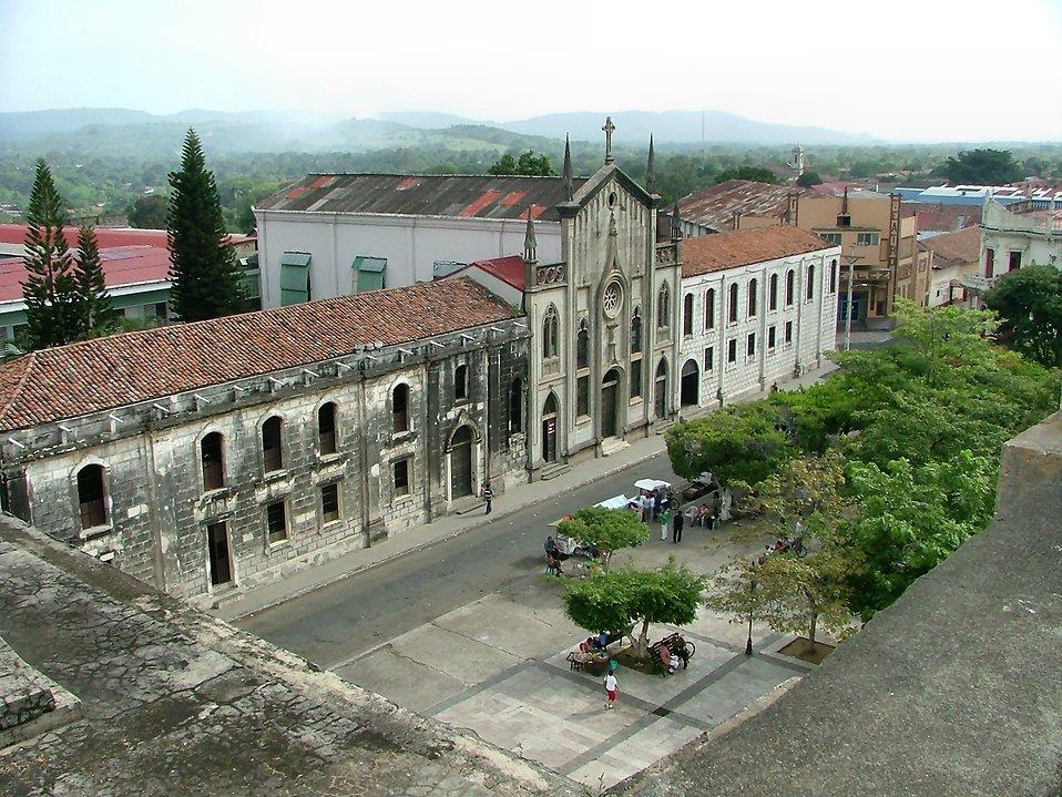 A church in Nicaragua : Free Stock Photo