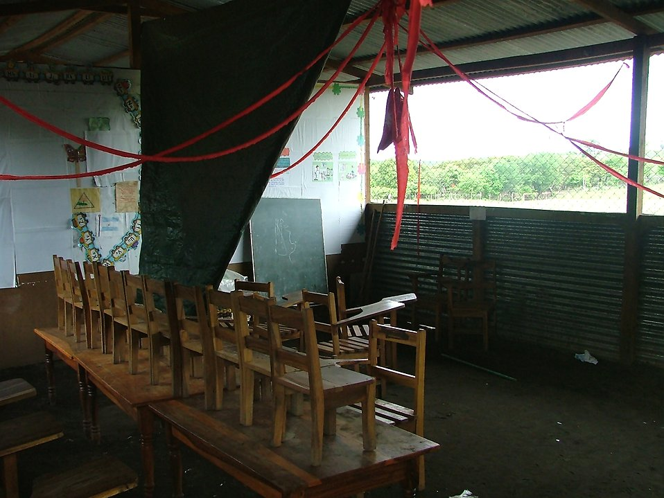 An outdoor school : Free Stock Photo