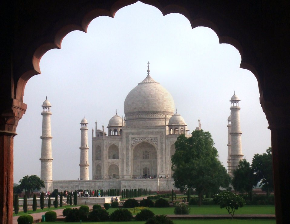 Taj Mahal : Free Stock Photo