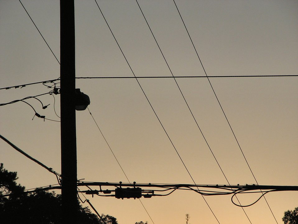 Power lines : Free Stock Photo