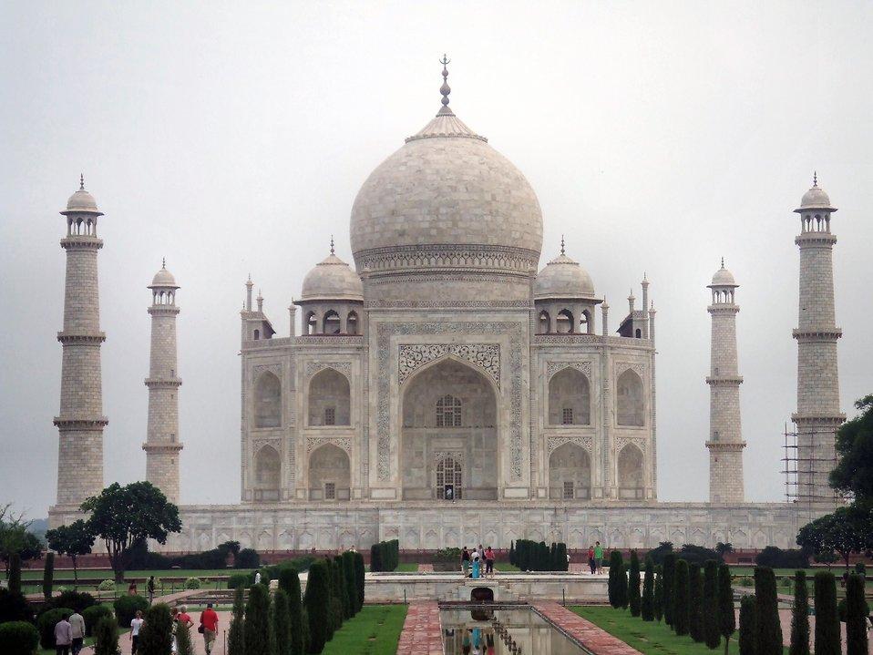 Taj Mahal : Free Stock Photo