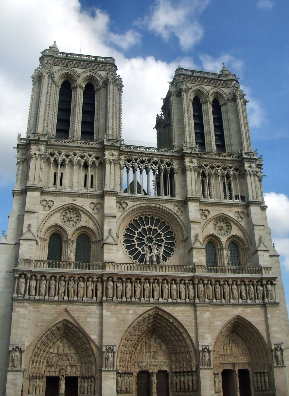 Notre Dame cathedral : Free Stock Photo