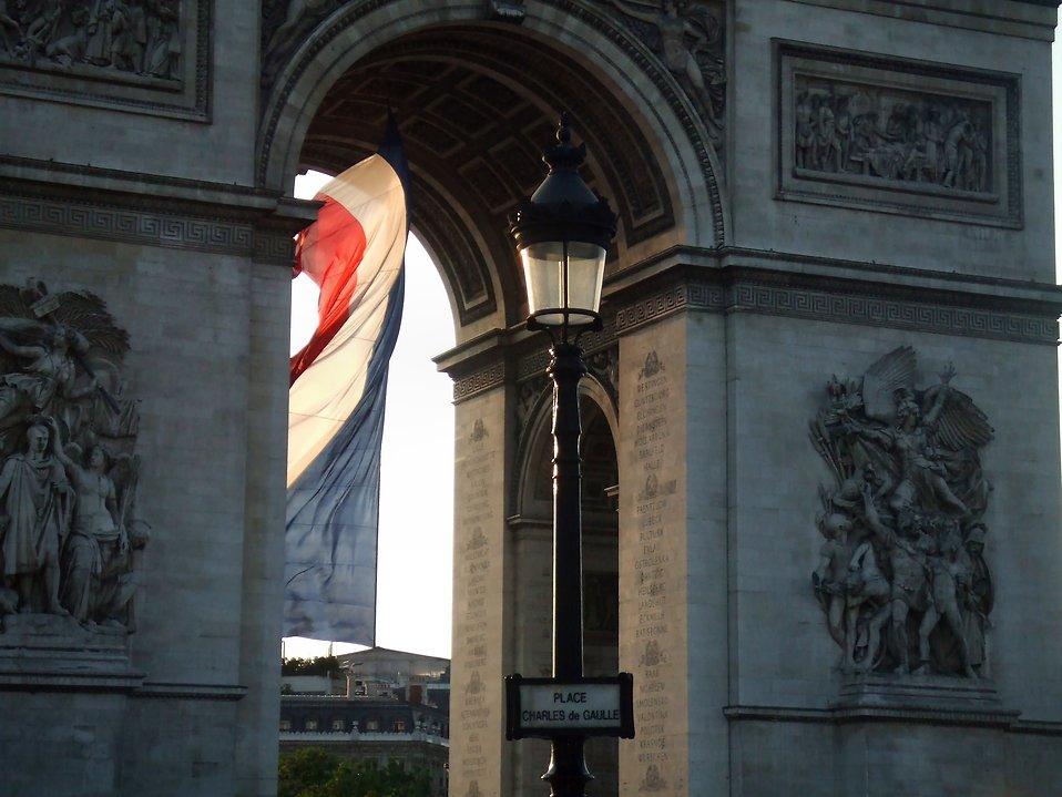 Arc de Triomphe : Free Stock Photo
