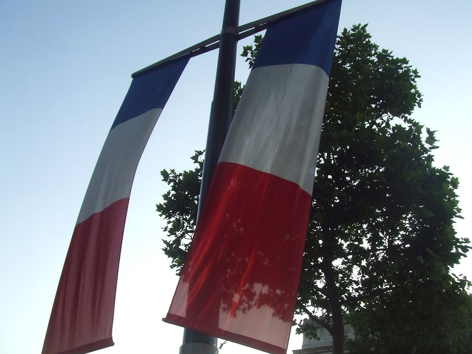 French flag : Free Stock Photo