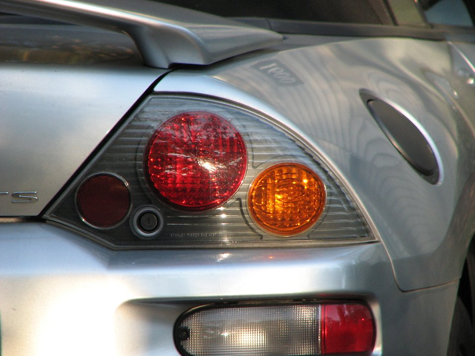 Closeup of a car : Free Stock Photo