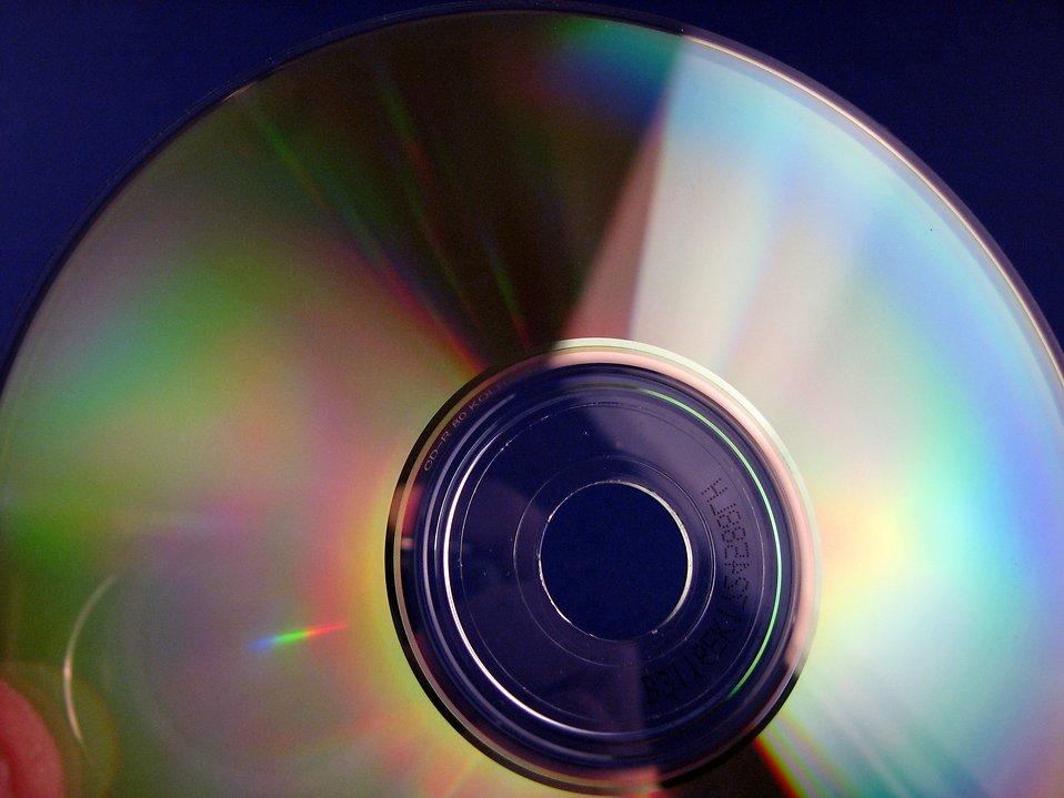CD closeup : Free Stock Photo