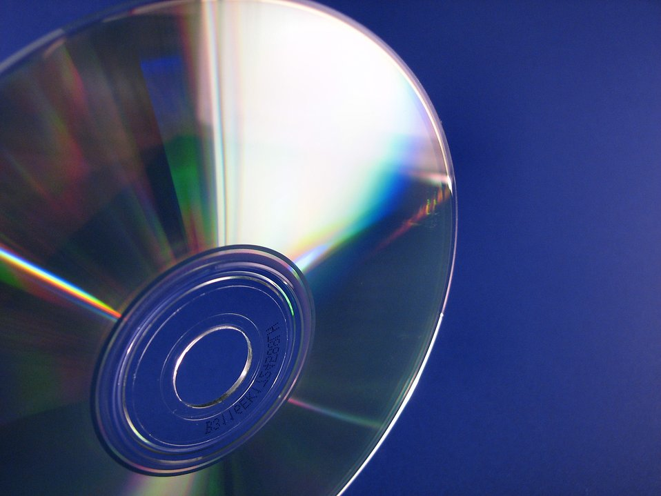 CD closeup : Free Stock Photo