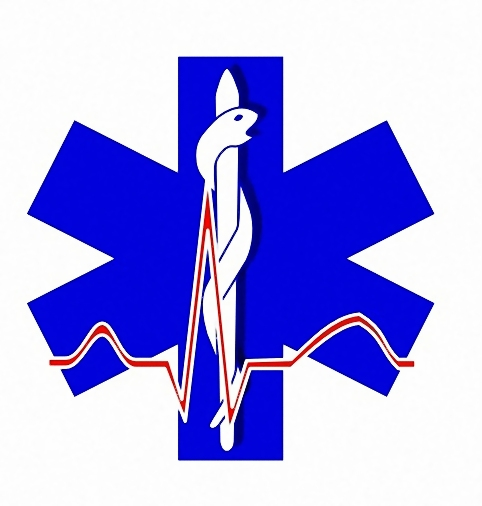 Paramedic symbol illustration : Free Stock Photo