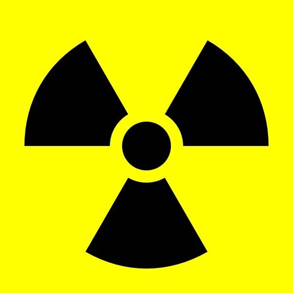 Radiation warning illustration : Free Stock Photo