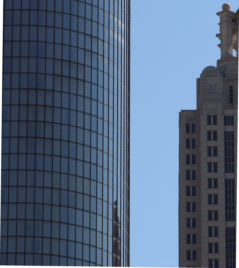 Buildings in downtown Atlanta, Georgia : Free Stock Photo