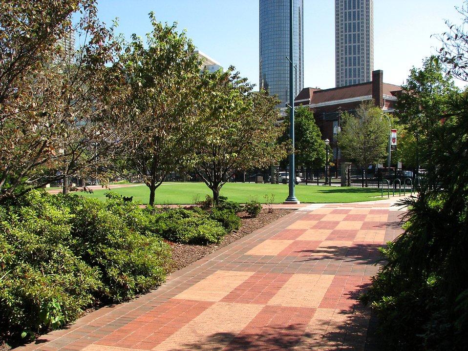 Olympic Park in Atlanta, Georgia : Free Stock Photo