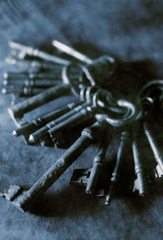 Ring of keys : Free Stock Photo