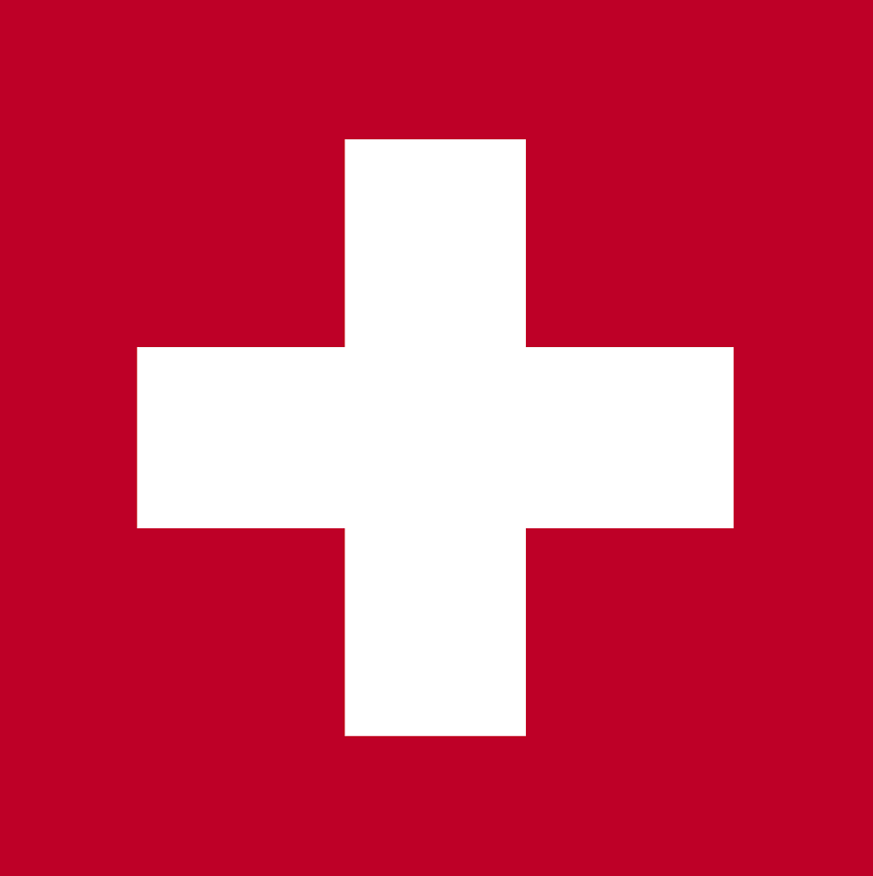 Flag of Switzerland : Free Stock Photo