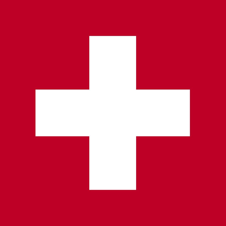 Flag of Switzerland : Free Stock Photo