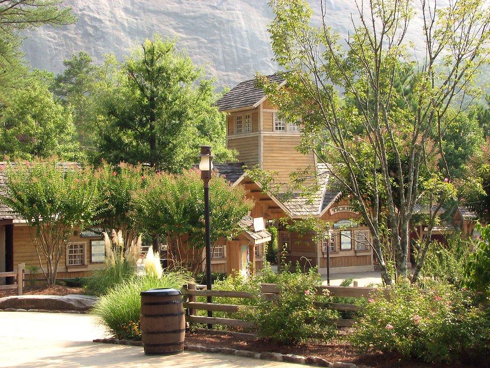 Entrance to Stone Mountain Park : Free Stock Photo