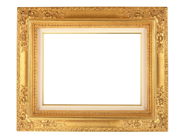 Picture Frame Border Free Stock Photo A Blank Picture Frame