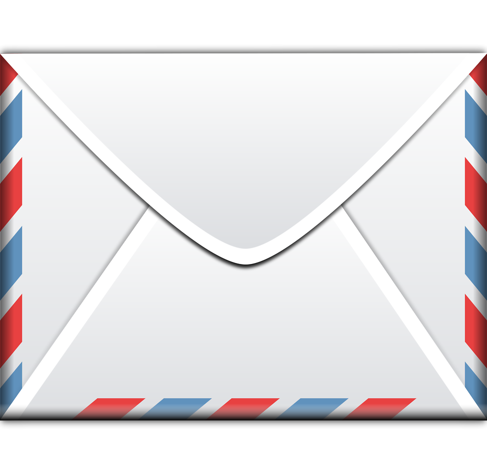 Illustration of an envelope.