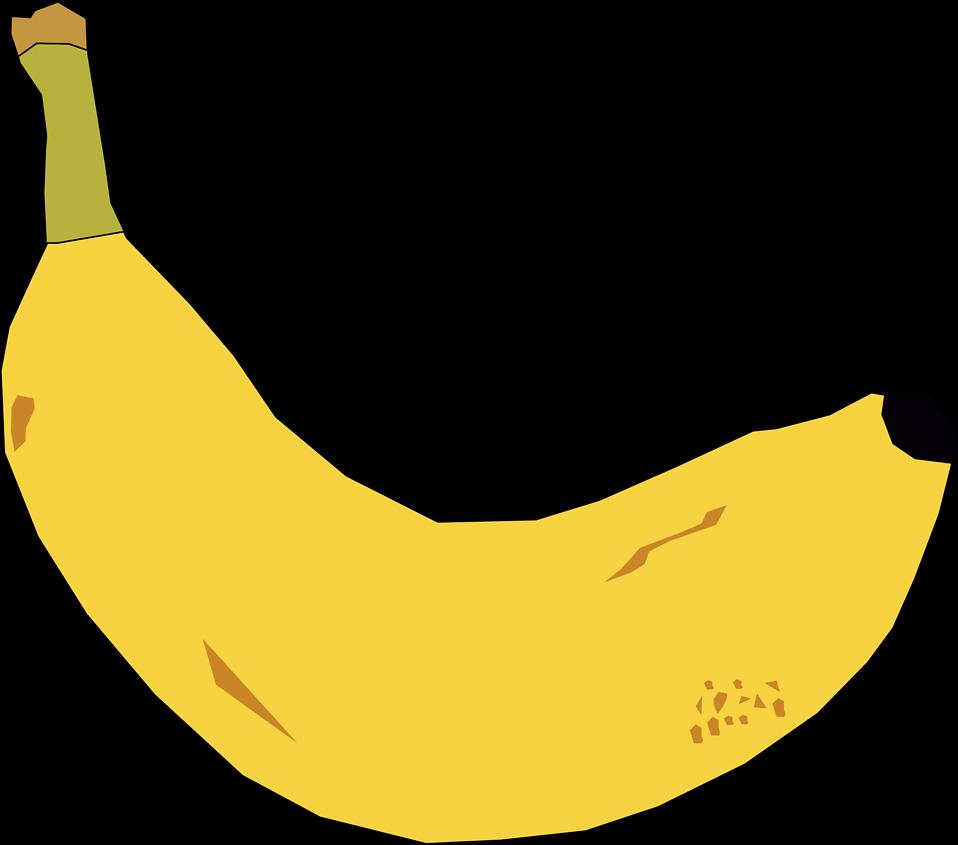 Banana peel transparent - photo#21