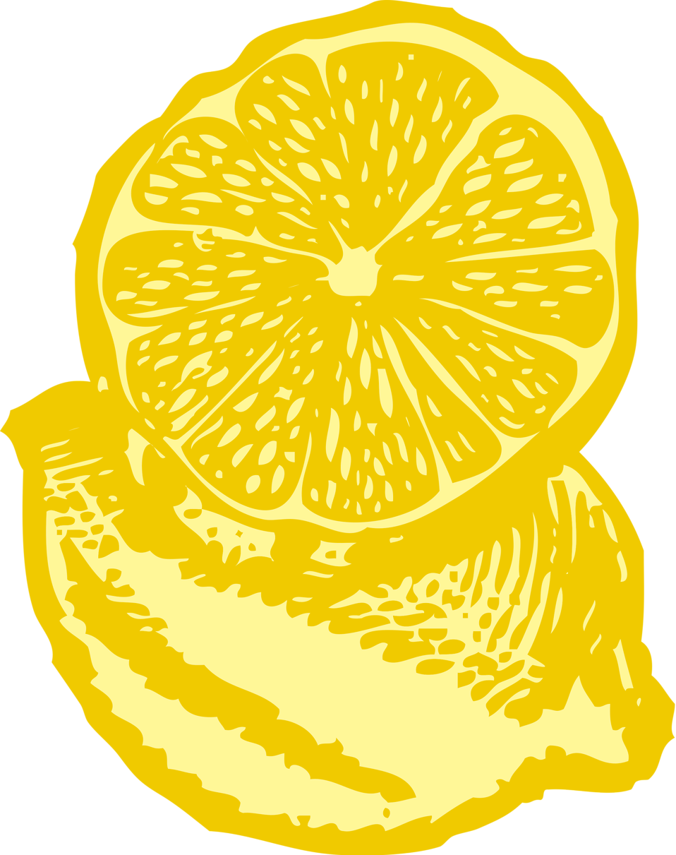 Illustration of lemons : Free Stock Photo