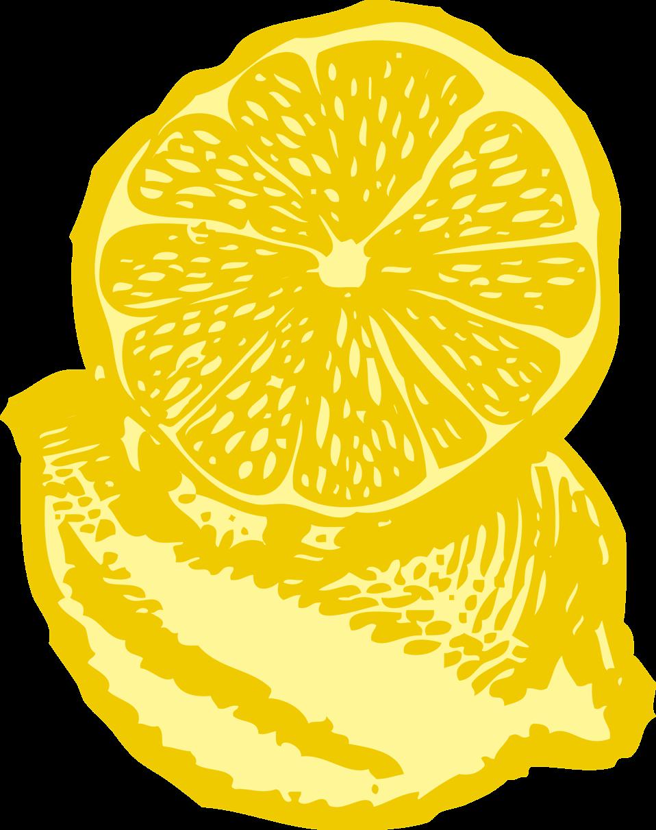 Illustration of lemons : Free Stock Photo