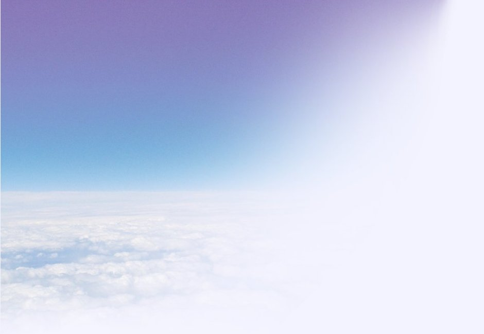 Clouds in a blue sky background : Free Stock Photo