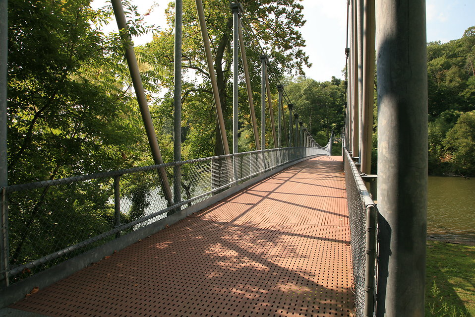 Walking Bridge : Free Stock Photo