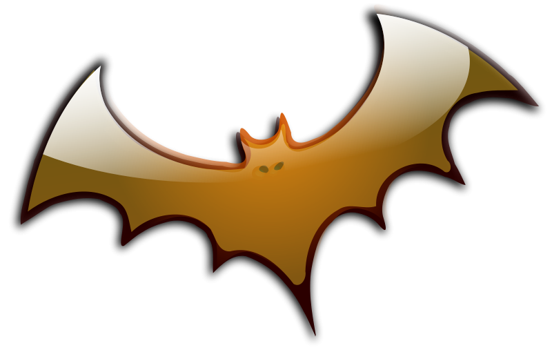 Illustration of a bat : Free Stock Photo