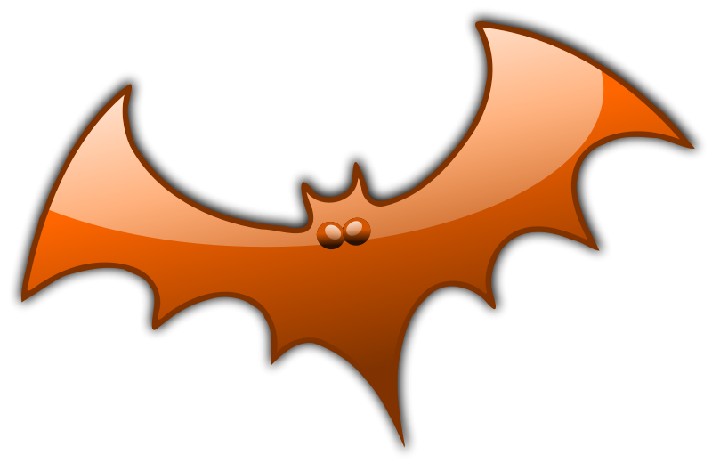 Illustration of a bat : Free Stock Photo