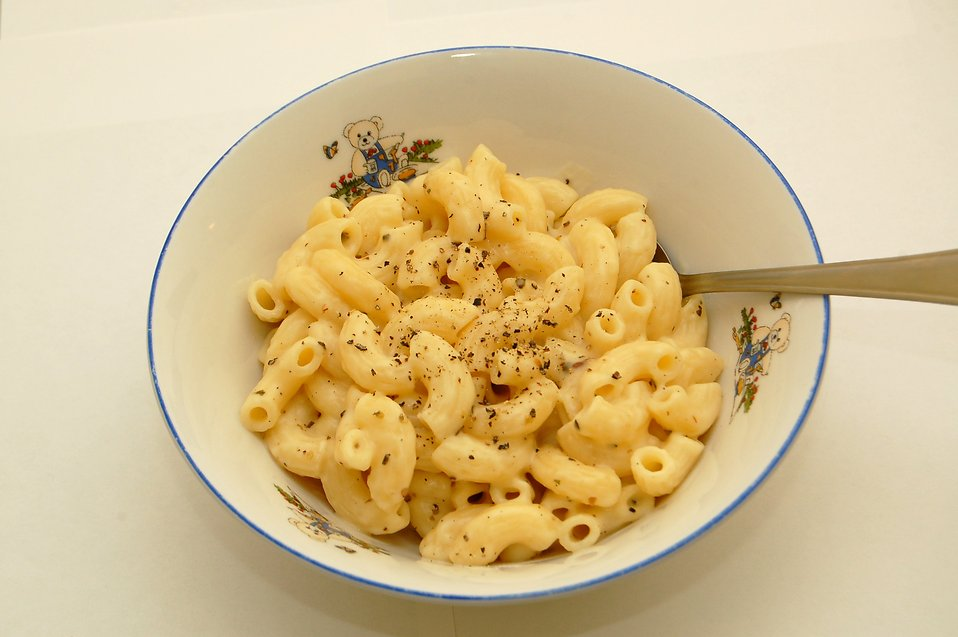 macaroni and cheese free stock photo a bowl of
