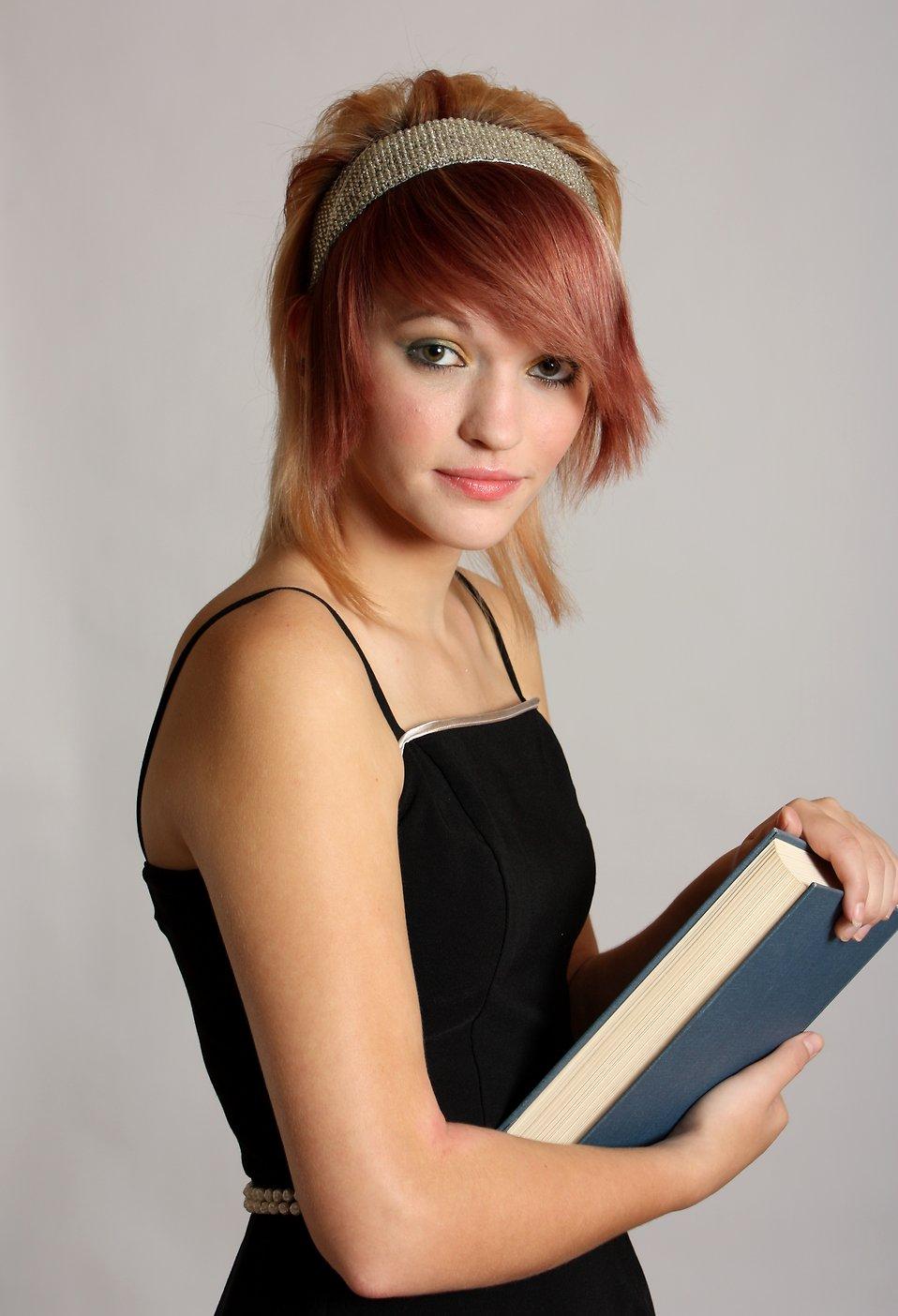 Free photo: A beautiful young girl - Beautiful, Children