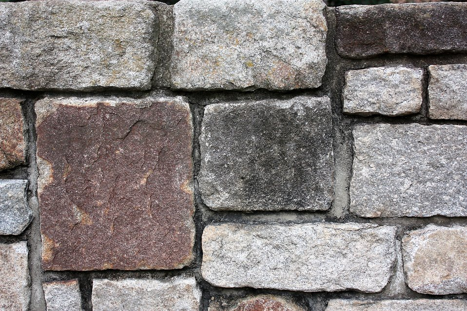 Close-up of a stone wall : Free Stock Photo
