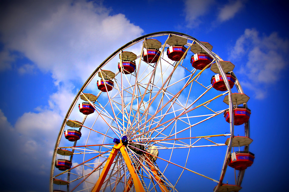 Ferris Wheel : Free Stock Photo