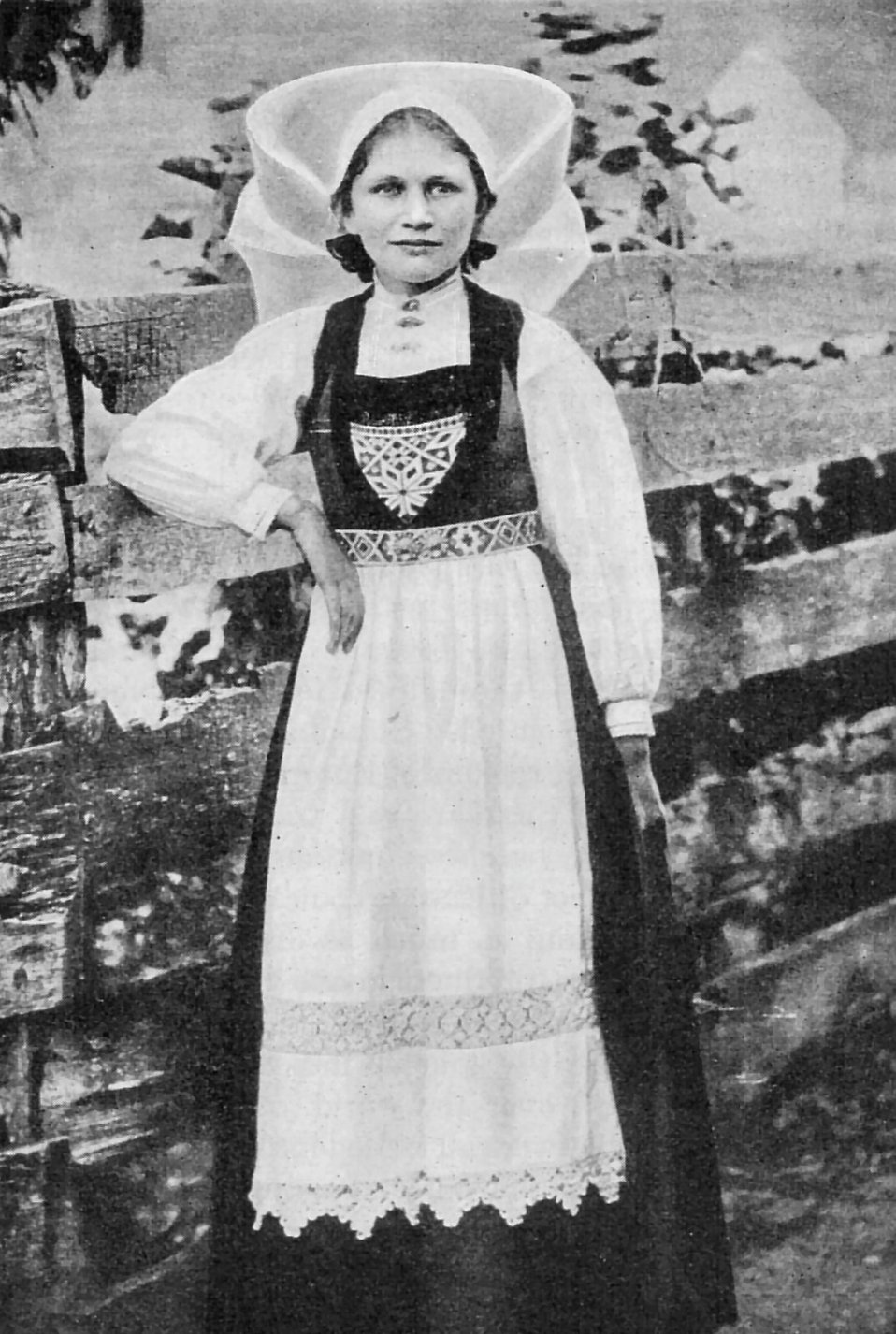 peasant woman free stock photo a norwegian woman in peasant