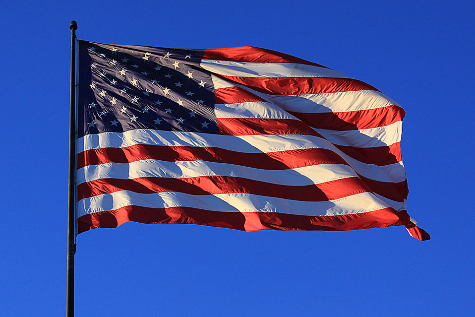 United States Flag : Free Stock Photo