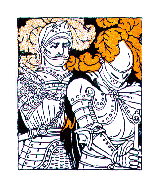 armor men