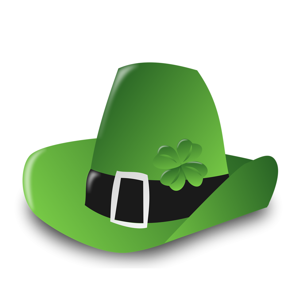 hat saint patricks day free stock photo illustration of a