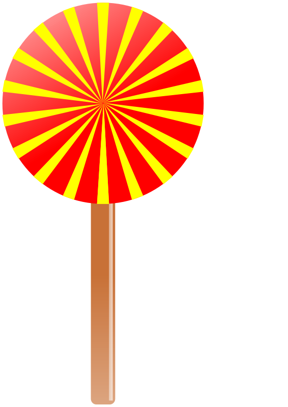 Illustration of a lollipop : Free Stock Photo