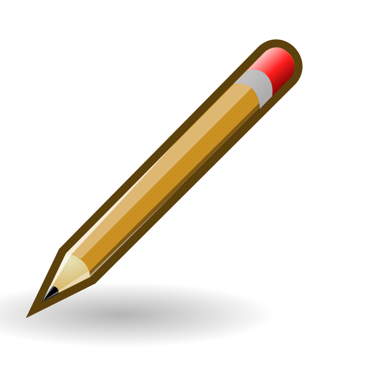 Pencil | Free Stock Photo | Illustration of a pencil | # 14234