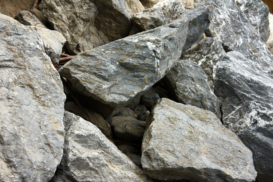 Close-up of large rocks : Free Stock Photo