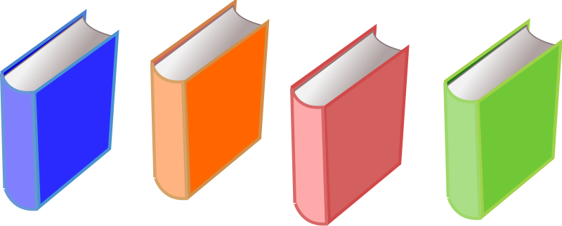 Illustration of books : Free Stock Photo