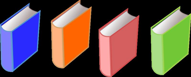 Illustration of books : Free Stock Photo