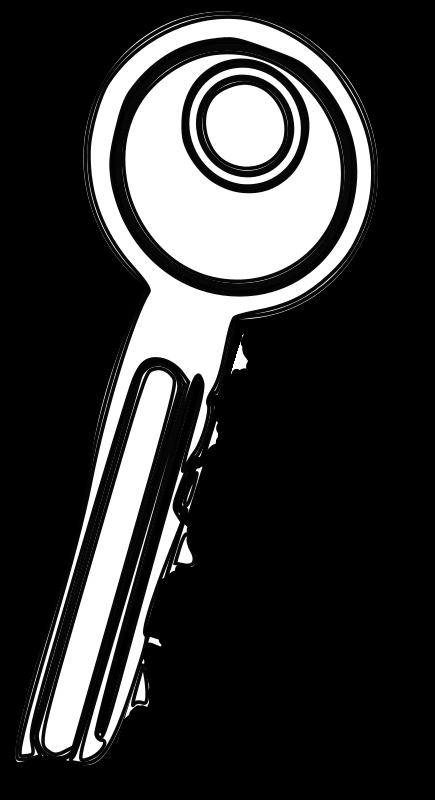 Illustration of a key : Free Stock Photo