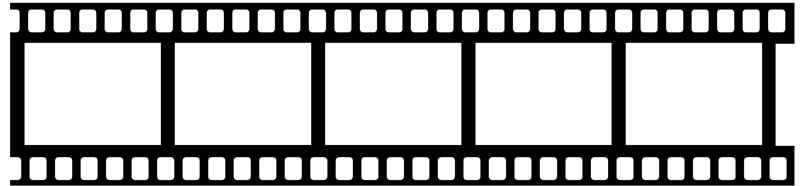 Illustration of a filmstrip : Free Stock Photo