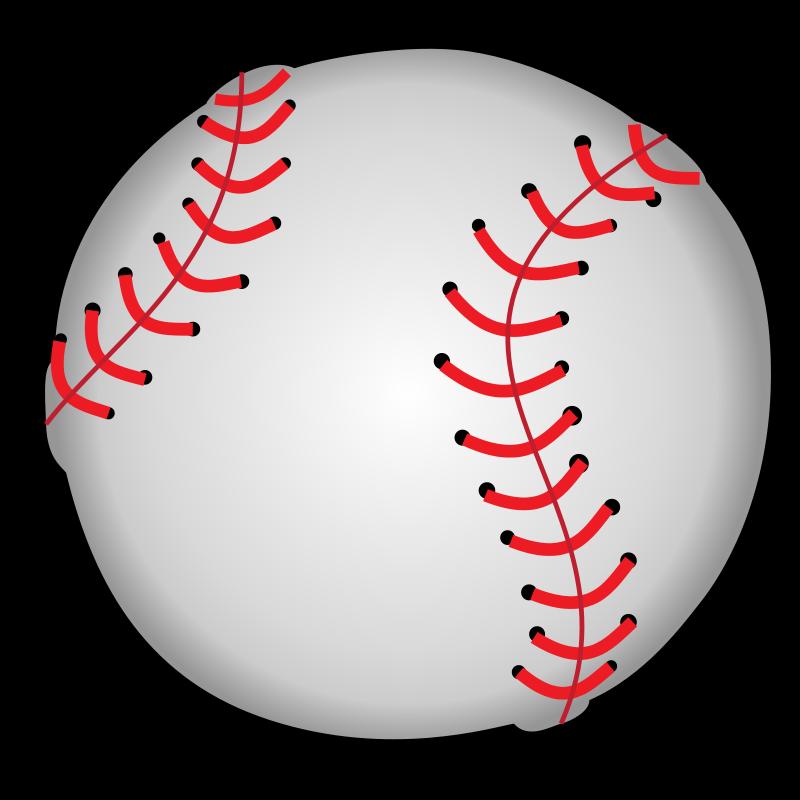 Illustration of a baseball.