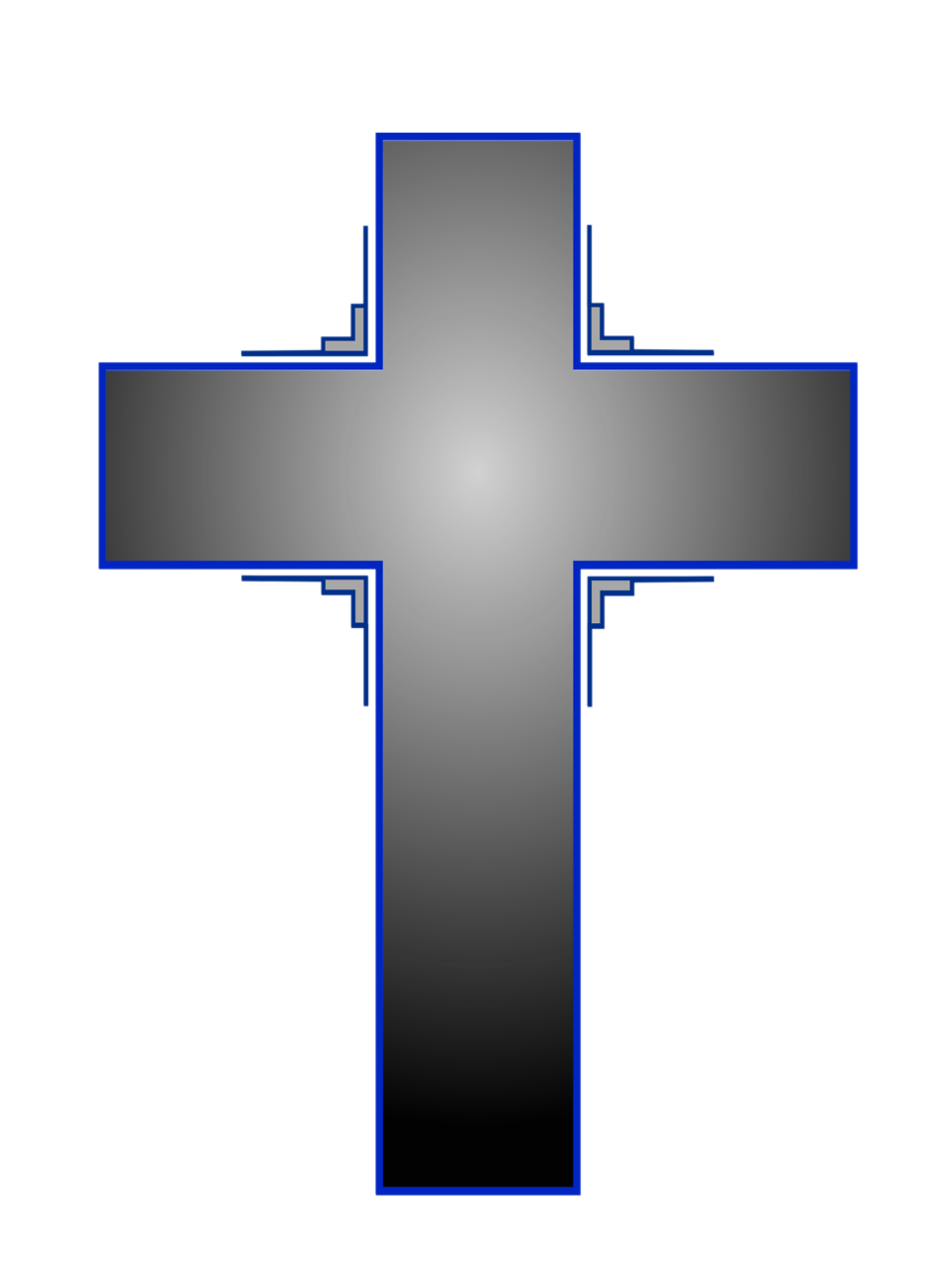 Cross | Free Stock Photo | Illustration of a cross | # 15021