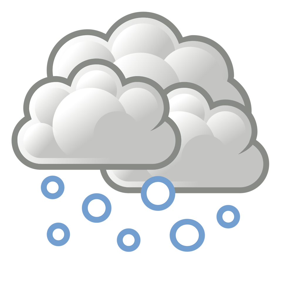 Image result for weather clipart snow